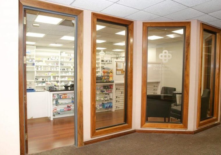 Apotheco Pharmacy Bergen - 1 West Ridgewood Avenue, Suite 100, Paramus, NJ 07652