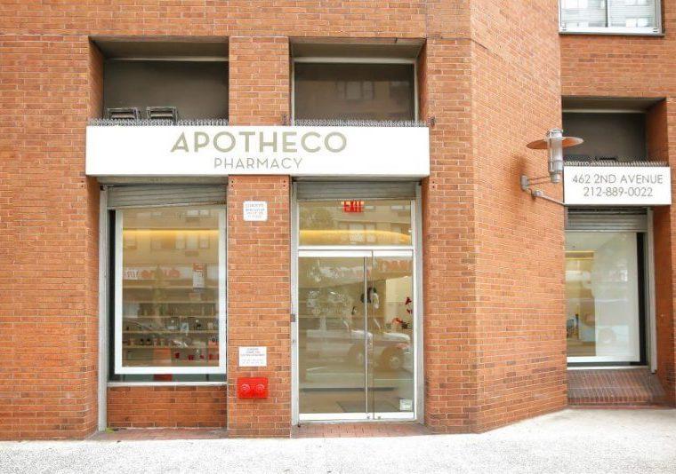Apotheco Pharmacy Manhattan - 462 2nd Avenue, New York, NY 10016